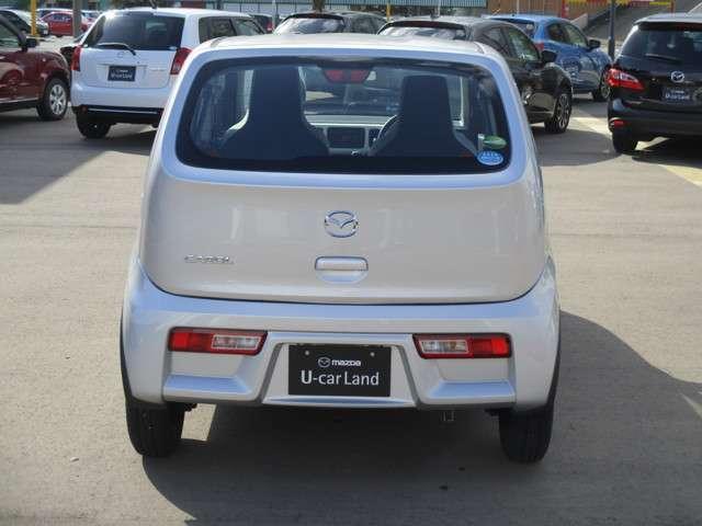 マツダ キャロル GL CDオーディオ 当社試乗車UP