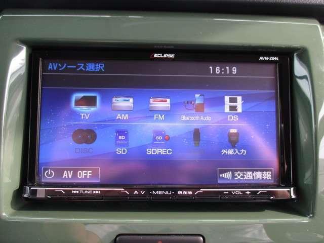 Jスタイル SDナビ フルセグ Bカメラ キーフリー(4枚目)
