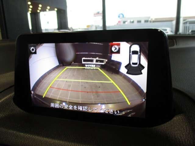 バックカメラ装備です。コーナーセンサーも付いておりますので、安心安全な駐車ができます。