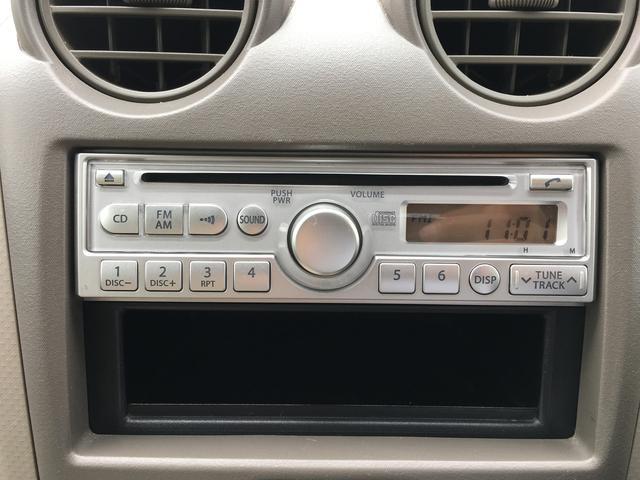 スズキ アルト Xセットオプション CD キーレス アルミ