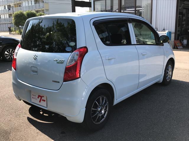 スズキ アルトエコ ECO-S ナビ アルミ CD 軽自動車 キーレス