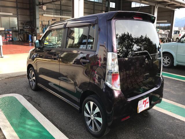 「スズキ」「ワゴンRスティングレー」「コンパクトカー」「富山県」の中古車5