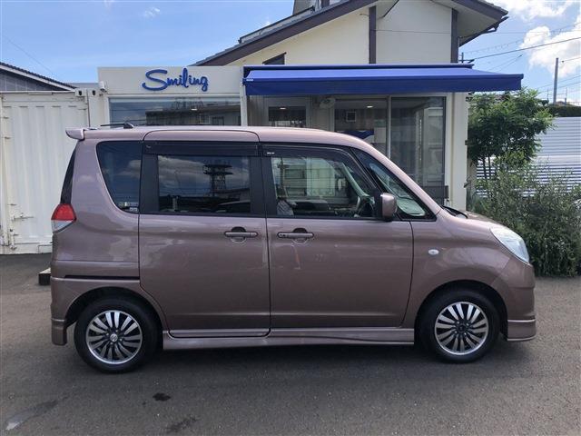 「スズキ」「ソリオ」「ミニバン・ワンボックス」「福井県」の中古車2