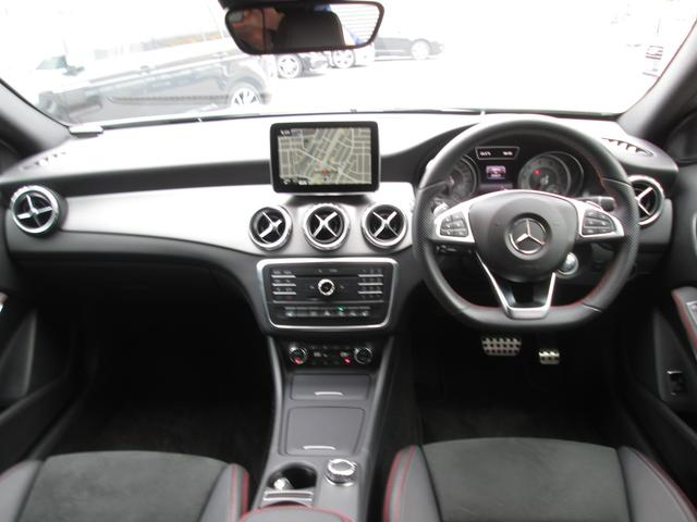 GLA180スポーツホワイト&ブラック 限定車 レーダーSP(7枚目)