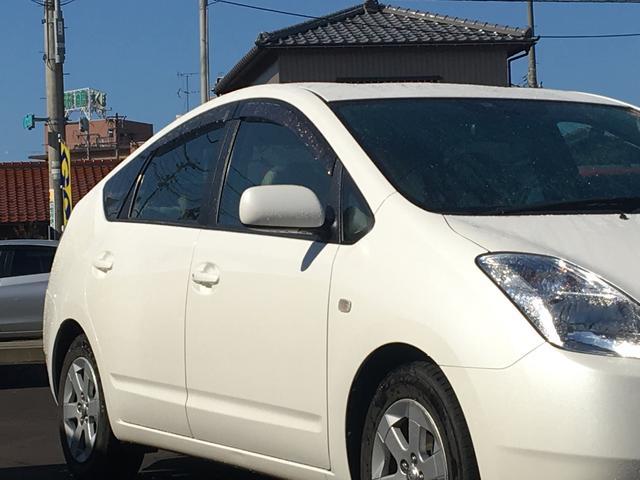 トヨタ プリウス S 福祉車両 ウェルキャブ 回転シート 純正アルミ