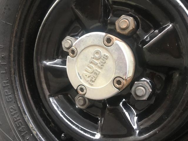 SDX 切り替え4WD 4MT 三方開(11枚目)
