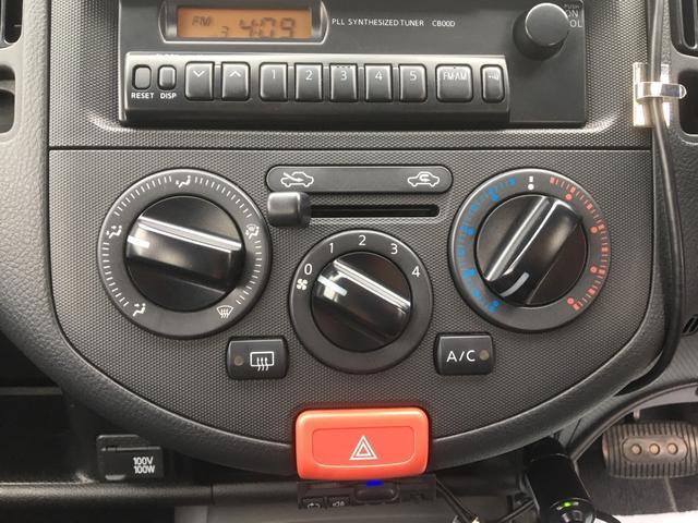 VE 4WD キーレス AC100V 社外ナビ ETC 積載400kg(45枚目)