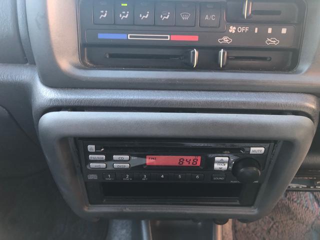 ワイルドウインド 4WD CDデッキ AW(20枚目)