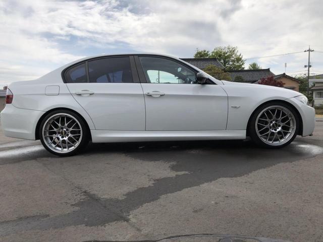 BMW BMW 320i Mスポーツパッケージ BBS19インチ 社外ナビ