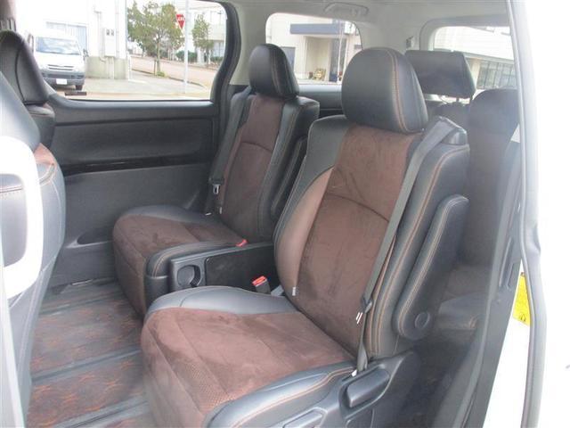 240S タイプゴールド 4WD フルセグ HDDナビ DVD再生 バックカメラ ETC 両側電動スライド HIDヘッドライト 乗車定員7人 3列シート フルエアロ(6枚目)