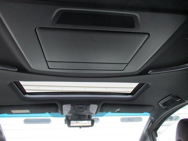 エグゼクティブラウンジ 革シート サンルーフ 4WD フルセグ メモリーナビ DVD再生 ミュージックプレイヤー接続可 後席モニター バックカメラ 衝突被害軽減システム ETC 両側電動スライド LEDヘッドランプ(4枚目)