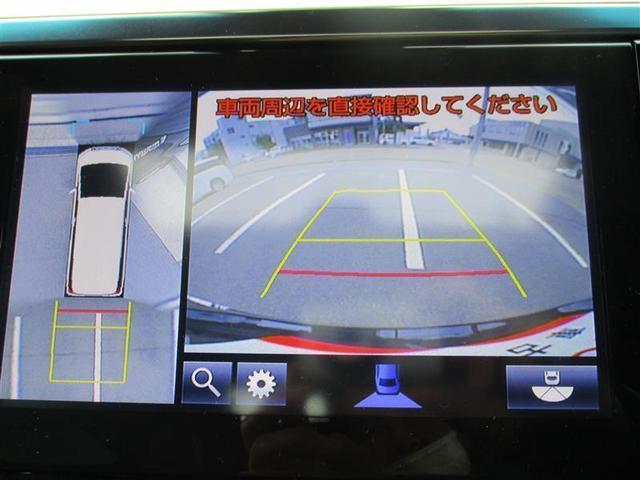 エグゼクティブラウンジ 革シート サンルーフ 4WD フルセグ メモリーナビ DVD再生 ミュージックプレイヤー接続可 後席モニター バックカメラ 衝突被害軽減システム ETC 両側電動スライド LEDヘッドランプ(8枚目)
