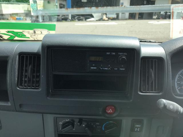 日産 クリッパートラック ダンプ 4WD エアコン 5MT 軽トラック