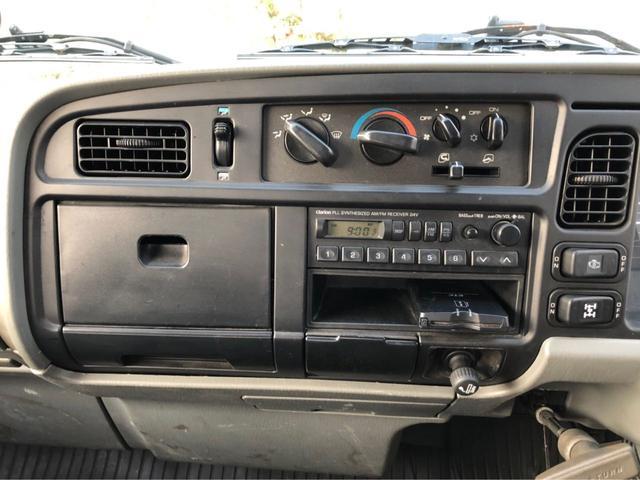 ロング 高床 DX ディーゼル 4WD パワーゲート 2t(17枚目)
