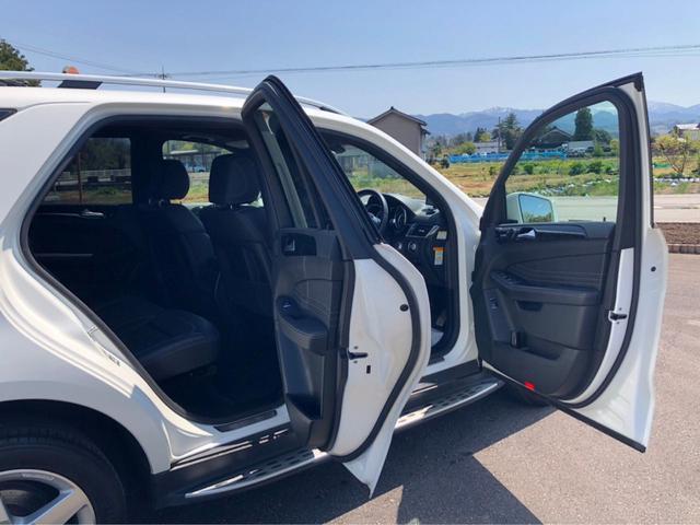 「メルセデスベンツ」「Mクラス」「SUV・クロカン」「富山県」の中古車12