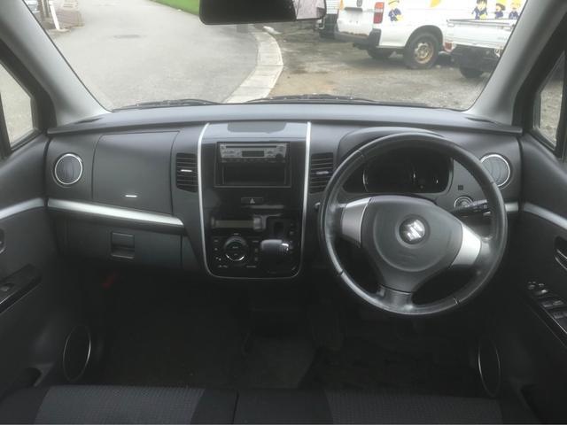 スズキ ワゴンRスティングレー X 軽自動車 エアコン AW 4名乗り CD スマートキー
