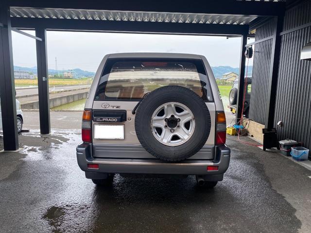 「トヨタ」「ランドクルーザープラド」「SUV・クロカン」「福井県」の中古車3