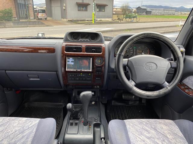「トヨタ」「ランドクルーザープラド」「SUV・クロカン」「福井県」の中古車15