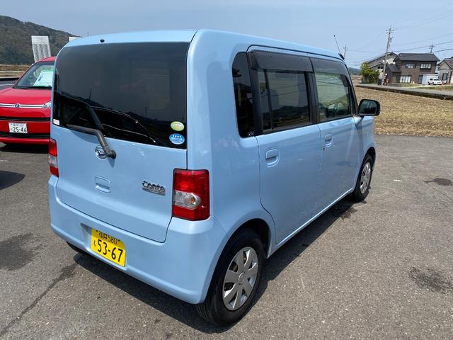 「ダイハツ」「ムーヴコンテ」「コンパクトカー」「福井県」の中古車7