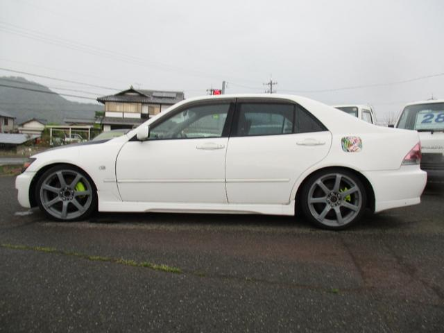 RS200 Zエディション 社外マフラー 車高調 社外LSD(6枚目)