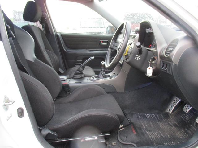 RS200 Zエディション 社外マフラー 車高調 社外LSD(14枚目)