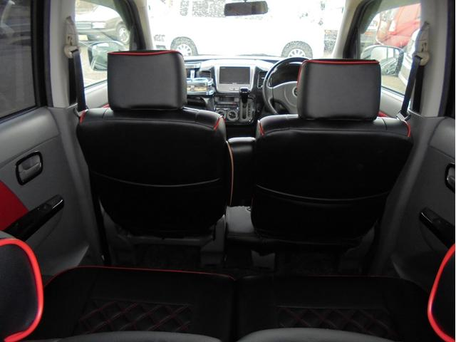 FX 車高調 シートカバー HDDナビ地デジ(46枚目)