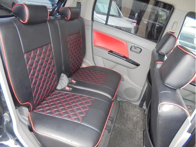 FX 車高調 シートカバー HDDナビ地デジ(47枚目)