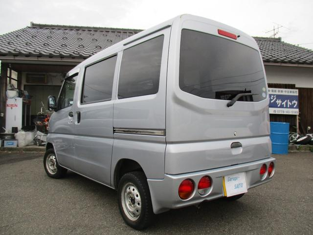 「三菱」「ミニキャブバン」「軽自動車」「福井県」の中古車8