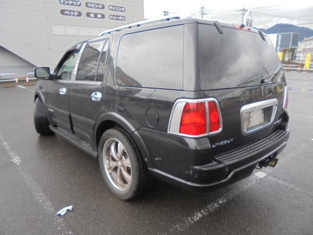 「リンカーン」「リンカーン ナビゲーター」「SUV・クロカン」「福井県」の中古車5