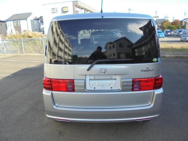 「ホンダ」「モビリオスパイク」「ミニバン・ワンボックス」「福井県」の中古車5