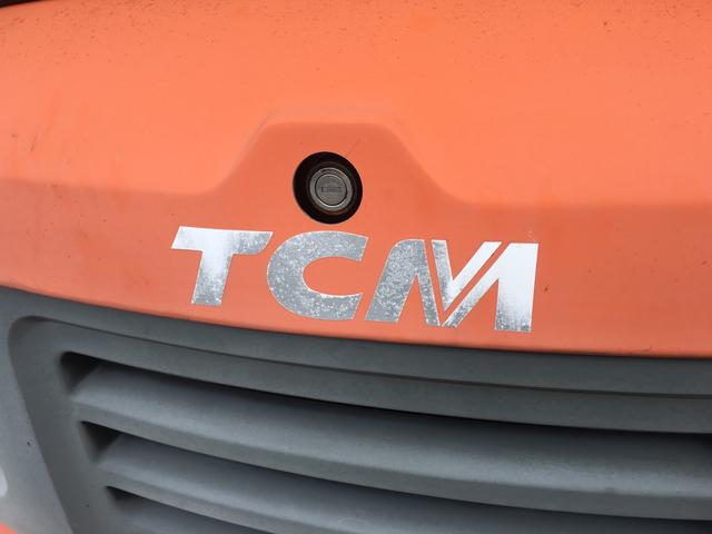 ホイルローダー TCM(12枚目)