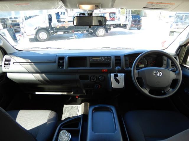 DX 4WD 10人乗り ワンオーナー 電動格納ステップ(8枚目)
