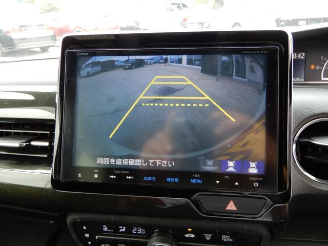 G・Lホンダセンシング 4WD 左電動スライドドア ナビ フルセグTV バックカメラ ドラレコ ETC USB(3枚目)