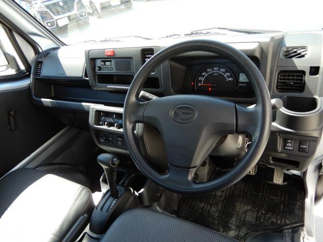 ローダンプ ワンオーナー 4WD エアコン パワステ AT車 積載350kg(22枚目)