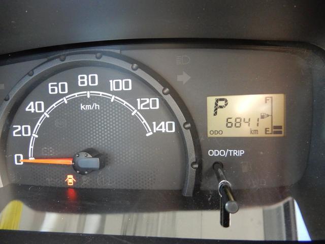 ローダンプ ワンオーナー 4WD エアコン パワステ AT車 積載350kg(23枚目)