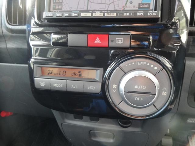 ダイハツ タント カスタムXリミテッド 片側電動 ETC HDDナビ