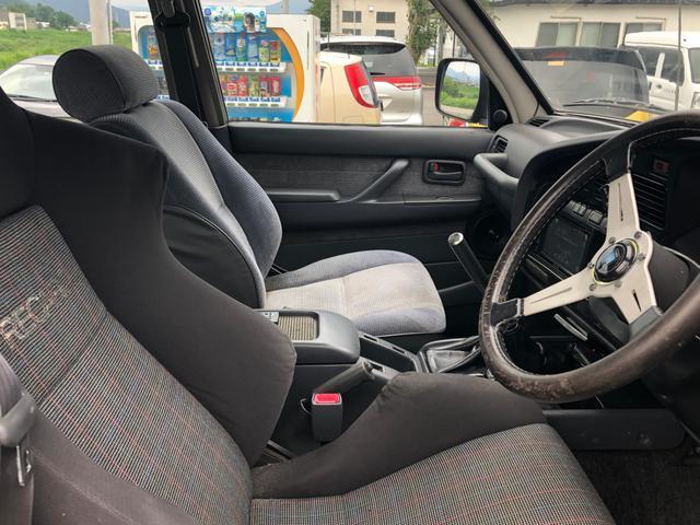 GX 4WD ウィンチ リフトアップ リビルト品交換 カーキ(11枚目)