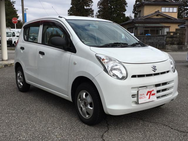 「スズキ」「アルト」「軽自動車」「富山県」の中古車4