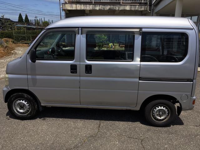「ホンダ」「アクティバン」「軽自動車」「富山県」の中古車4