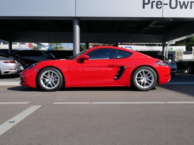 718ケイマン GTステアリング スポーツエギゾースト(16枚目)