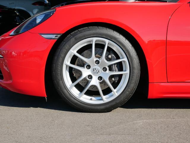 718ケイマン GTステアリング スポーツエギゾースト(17枚目)