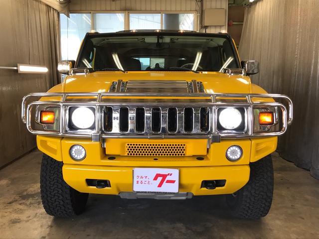 「ハマー」「ハマーH2」「SUV・クロカン」「富山県」の中古車3