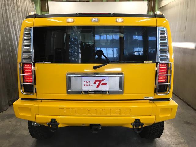 「ハマー」「ハマーH2」「SUV・クロカン」「富山県」の中古車7