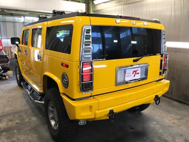 「ハマー」「ハマーH2」「SUV・クロカン」「富山県」の中古車8