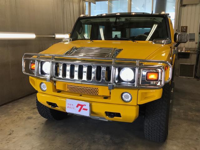 「ハマー」「ハマーH2」「SUV・クロカン」「富山県」の中古車22