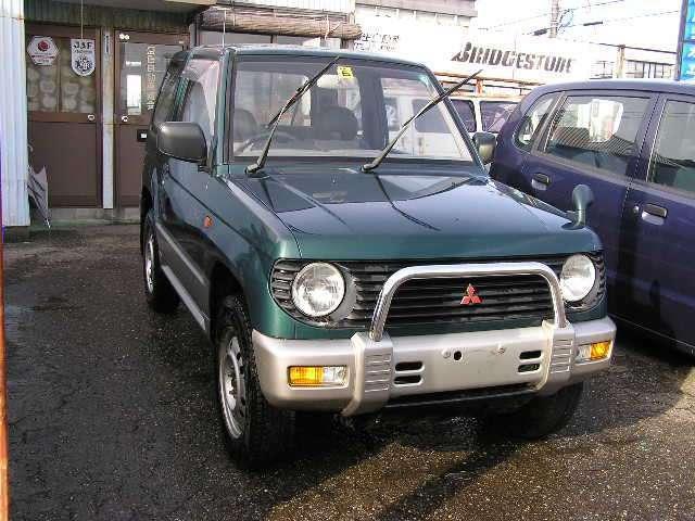 三菱 パジェロミニ XR-II 4WD