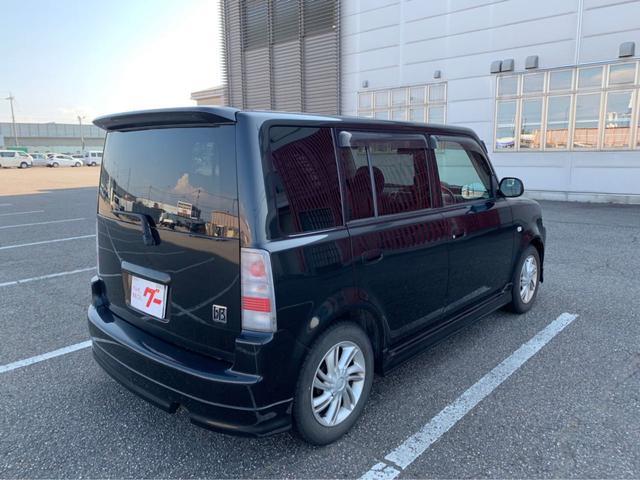 「トヨタ」「bB」「ミニバン・ワンボックス」「富山県」の中古車7
