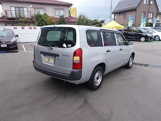 「トヨタ」「プロボックスバン」「ステーションワゴン」「富山県」の中古車2