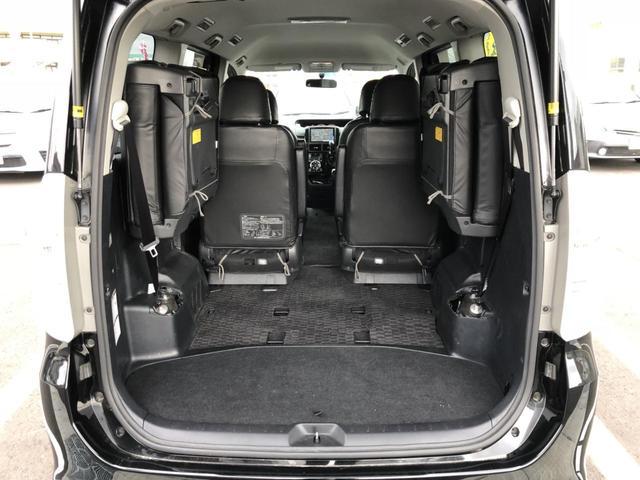 トヨタ ヴォクシー ZS 煌III 社外アルミ 両側自動スライドドア