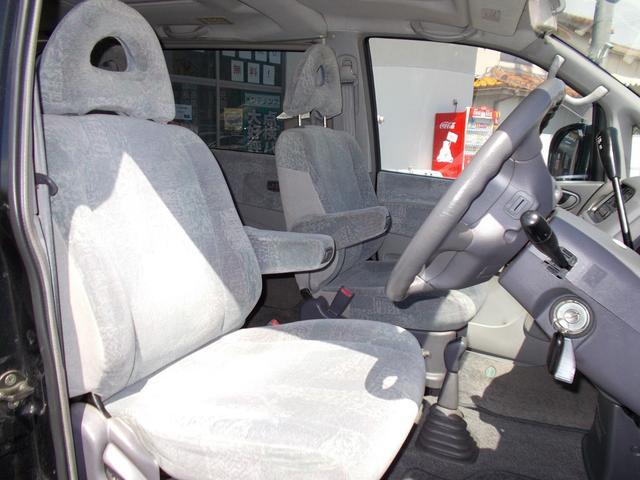エクシードI 4WD軽油 サンルーフ フロント&サイドガード(10枚目)